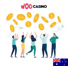 tedsaustraliancasinos.com woo casino  bitcoin